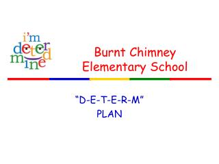 Burnt Chimney Elementary School