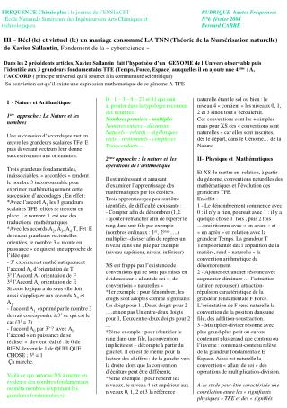 FREQUENCE Chimie plus  : le journal de l'ENSIACET