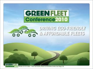 How are City & County Fleets Reducing Their Carbon Footprints Today?
