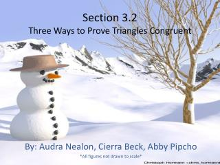 Section 3.2 Three Ways to Prove Triangles Congruent