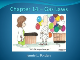 Chapter 14 Gas-Vapor Mixtures and Air-Conditioning