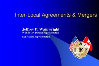 Inter-Local Agreements & Mergers