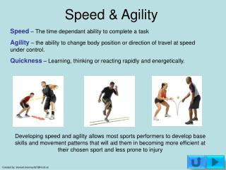Speed & Agility