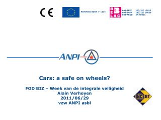 Cars: a safe on wheels?