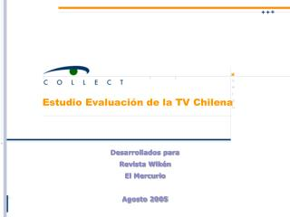 Estudio Evaluación de la TV Chilena