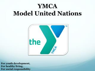 YMCA  Model United Nations