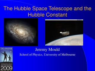 The Hubble Space Telescope and the Hubble Constant
