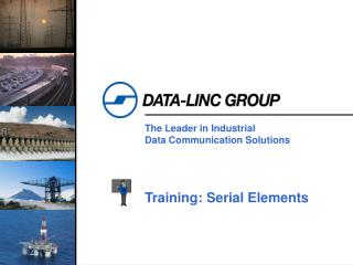 The Leader in Industrial  Data Communication Solutions