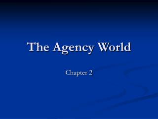 The Agency World