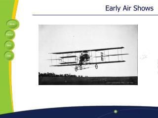 Early Air Shows