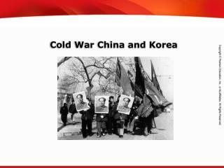 Cold War China and Korea