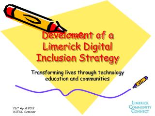 Develoment of a Limerick Digital Inclusion Strategy