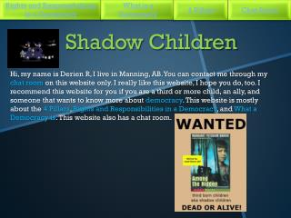 Shadow Children