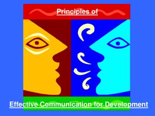 Effective Communication for Development