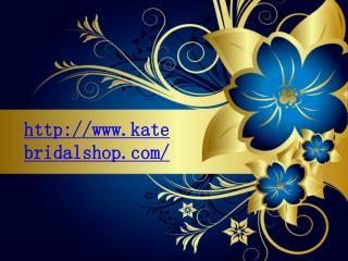 Cheap wedding dress from katebridalshop.com