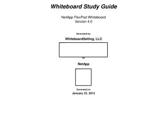 Whiteboard Study Guide