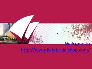 Welcome to http://www.katebridalshop.com/