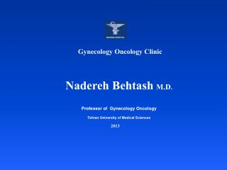Gynecology Oncology Clinic