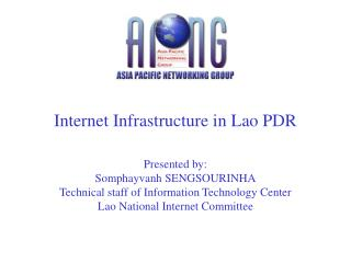 Internet Infrastructure in Lao PDR