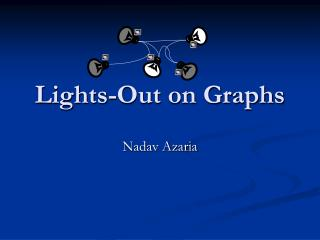 Lights-Out on Graphs