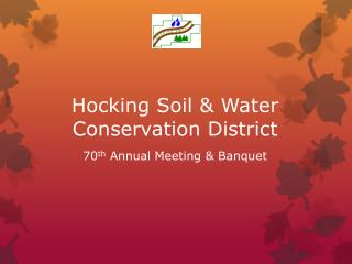 Hocking Soil & Water Conservation District