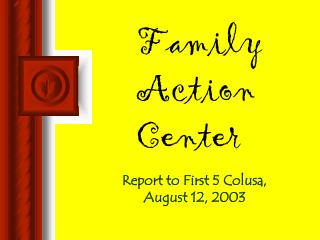 Family Action Center