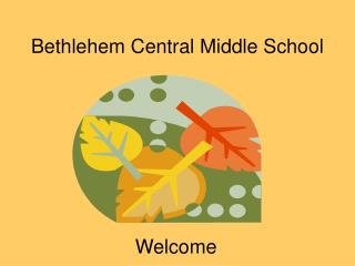 Bethlehem Central Middle School