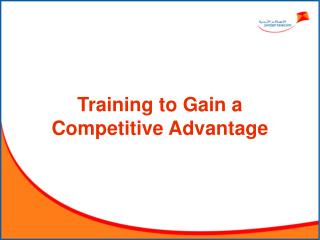 Training to Gain a Competitive Advantage