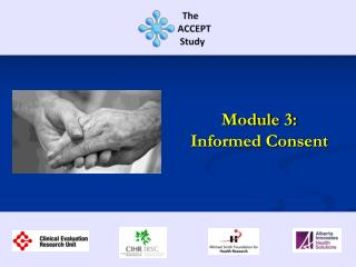 Module 3: Informed Consent