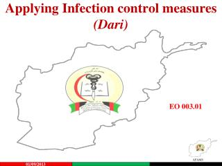 Applying Infection control measures (Dari)