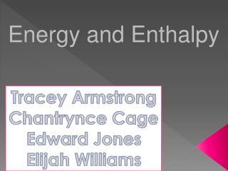 Tracey Armstrong Chantrynce Cage Edward Jones Elijah Williams