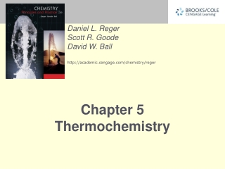 Chapter 12 Thermochemistry