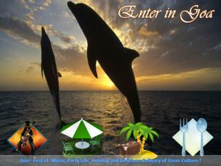 Explore Non stoppable fun and excitement Places in Goa