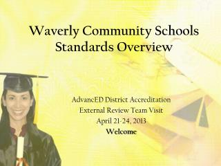 Waverly Community Schools Standards Overview