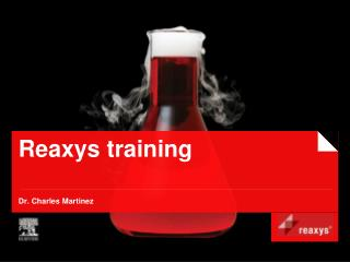 Reaxys training