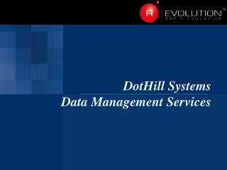 DotHill Systems Data Management Services