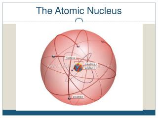 The Atomic Nucleus