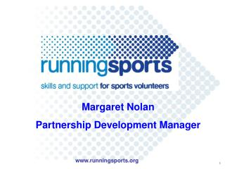 Margaret Nolan Partnership Development Manager