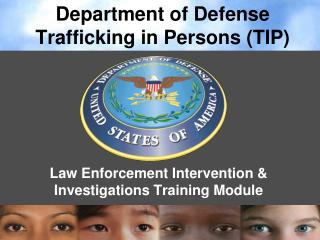 Department of Defense Trafficking in Persons (TIP)