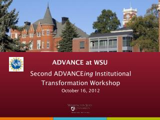 ADVANCE at WSU