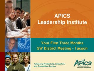 APICS Leadership Institute