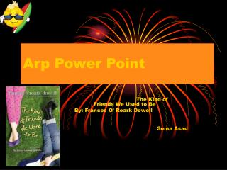 Arp Power Point