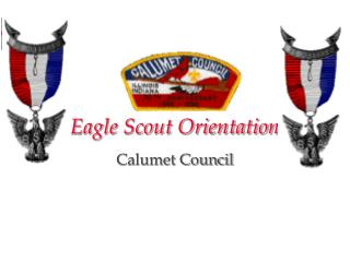 Eagle Scout Orientation