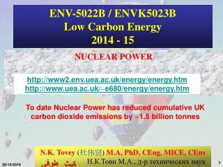 GENERATION III AND III  NUCLEAR POWER PLANT DESIGNS