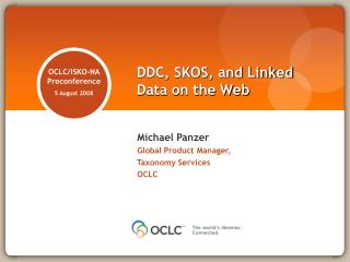 DDC, SKOS, and Linked Data on the Web