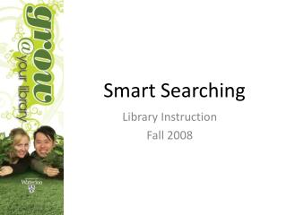 Smart Searching
