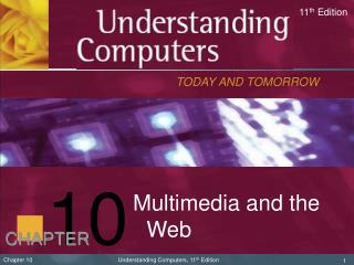 Multimedia and the Web