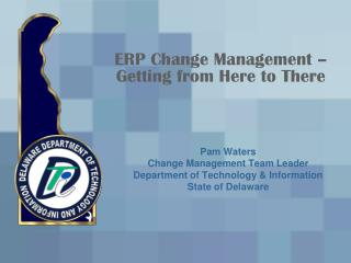 ERP Change Management – Getting from Here to There