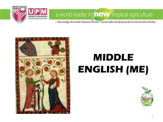 MIDDLE ENGLISH (ME)