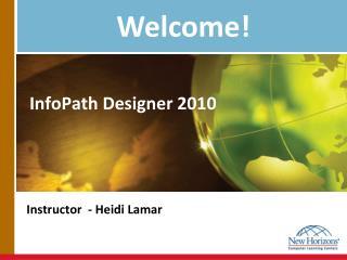 InfoPath Designer 2010